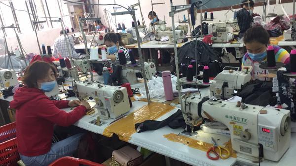 服装代工厂