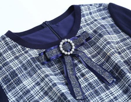 连衣裙细节
