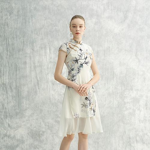 恒优服饰夏装连衣裙