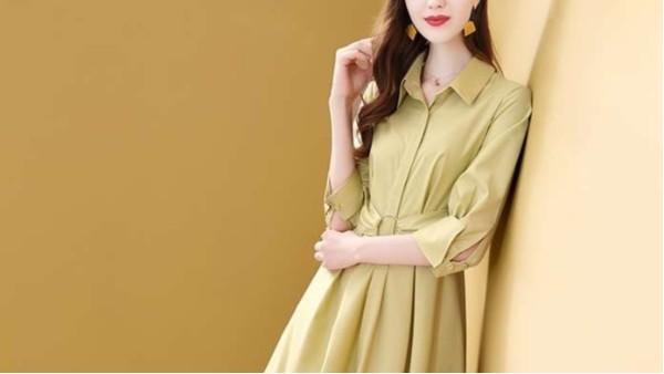 2020夏季服装人最不应该忽视的流行色--薄荷绿