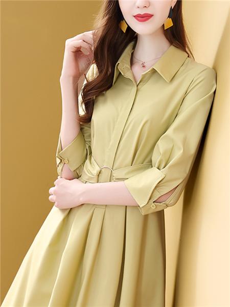 夏装连衣裙