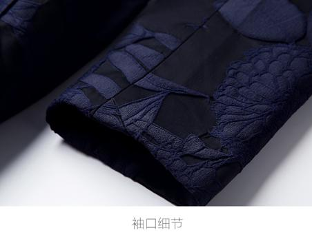 风衣外套产品细节