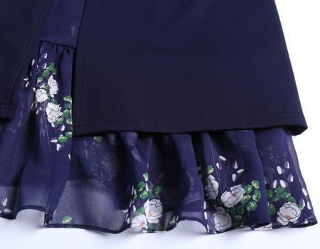 裙子细节展示