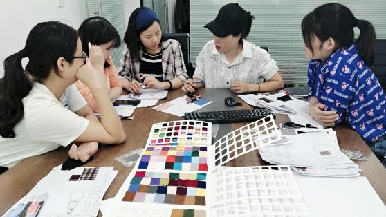 设计部研计会议