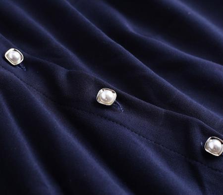 连衣裙细节展现