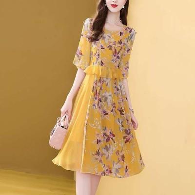 波西米亚风格长裙